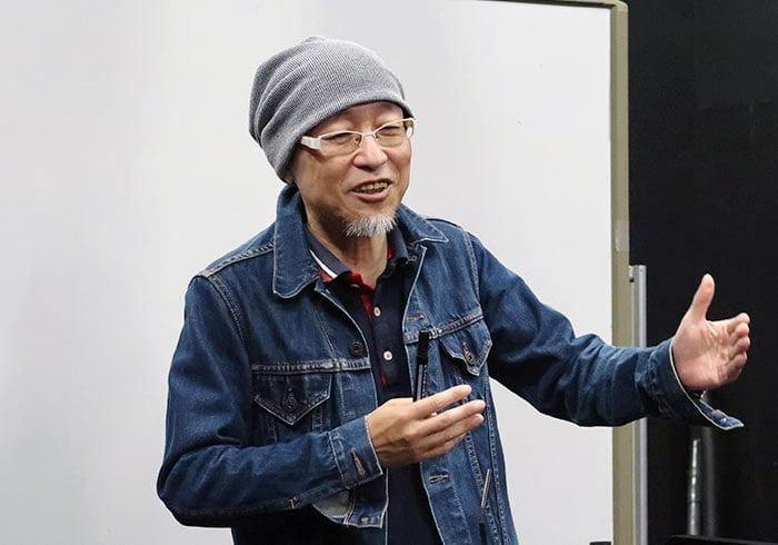 小山 智一郎先生