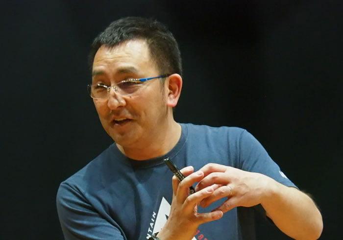 村田 宣治先生