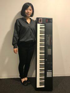Key 斉藤桃子